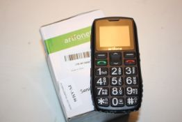 BOXED ARTFONE SENIOR SERIES MOBILE PHONE RRP £34.99Condition ReportAppraisal Available on Request-