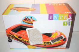 BOXED INTEX INFLATEABLE EXPLORER PRO 300 RRP £49.99Condition ReportAppraisal Available on Request-