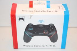BOXED WIRELESS CONTROLLER FOR N-SLCondition ReportAppraisal Available on Request- All Items are