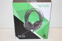 BOXED BLADE HAWKS GAMING NEW FORCE GAMING HEADSET GH-05Condition ReportAppraisal Available on