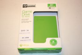 BOXED SEAGATE GAMING 2TB GAME DRIVE FOR XBOX RRP £62.99Condition ReportAppraisal Available on