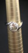 Type: Ring Precious Metal: Platinum Precious Stones: Diamond Description: 2.35 carat Round Brilliant