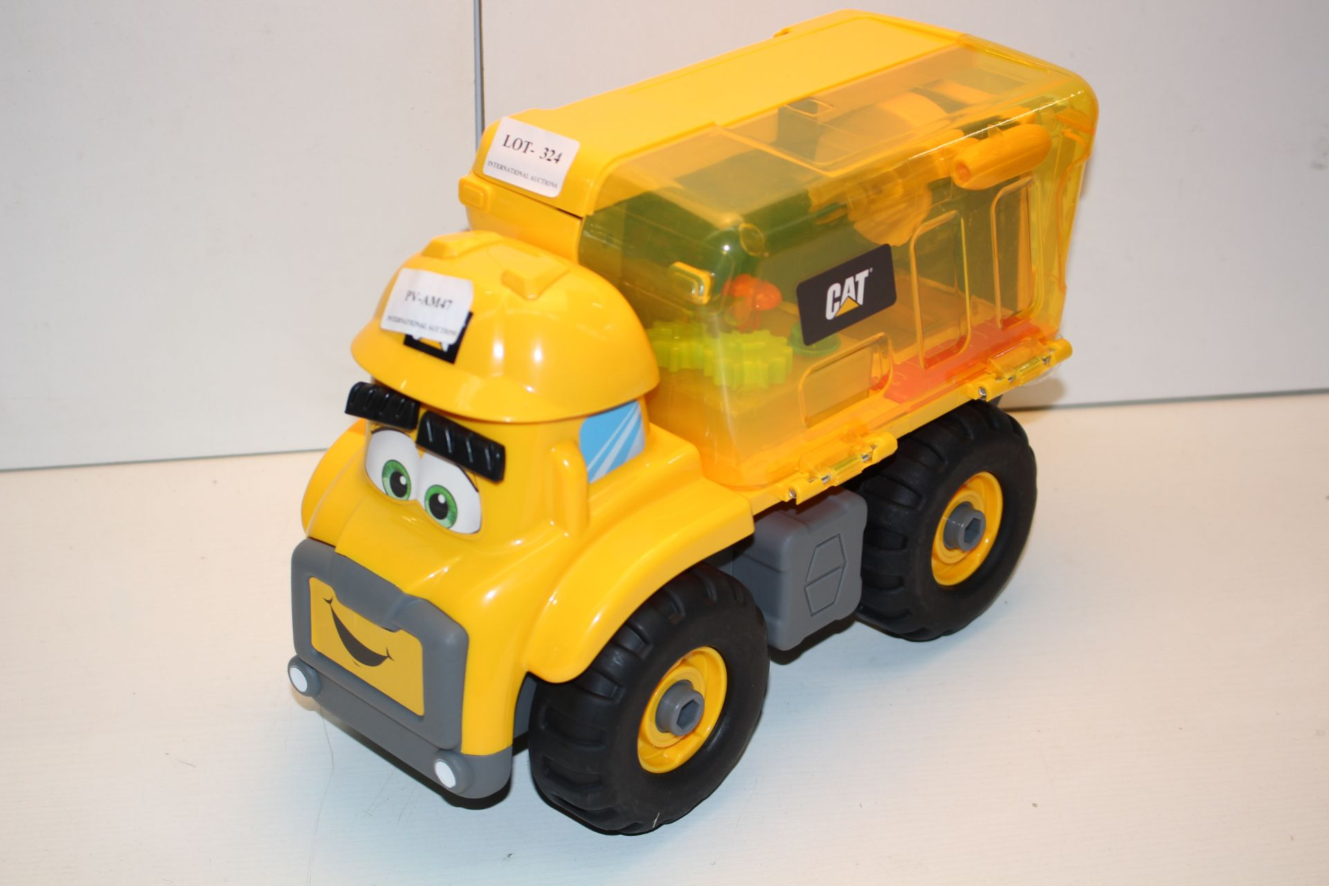UNBOXED TOMY TRUCK TOY Condition ReportAppraisal Available on Request- All Items are Unchecked/