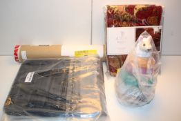 4X ASSORTED ITEMS (IMAGE DEPICTS STOCK/GREY BOX NOT INCLUDED)Condition ReportAppraisal Available
