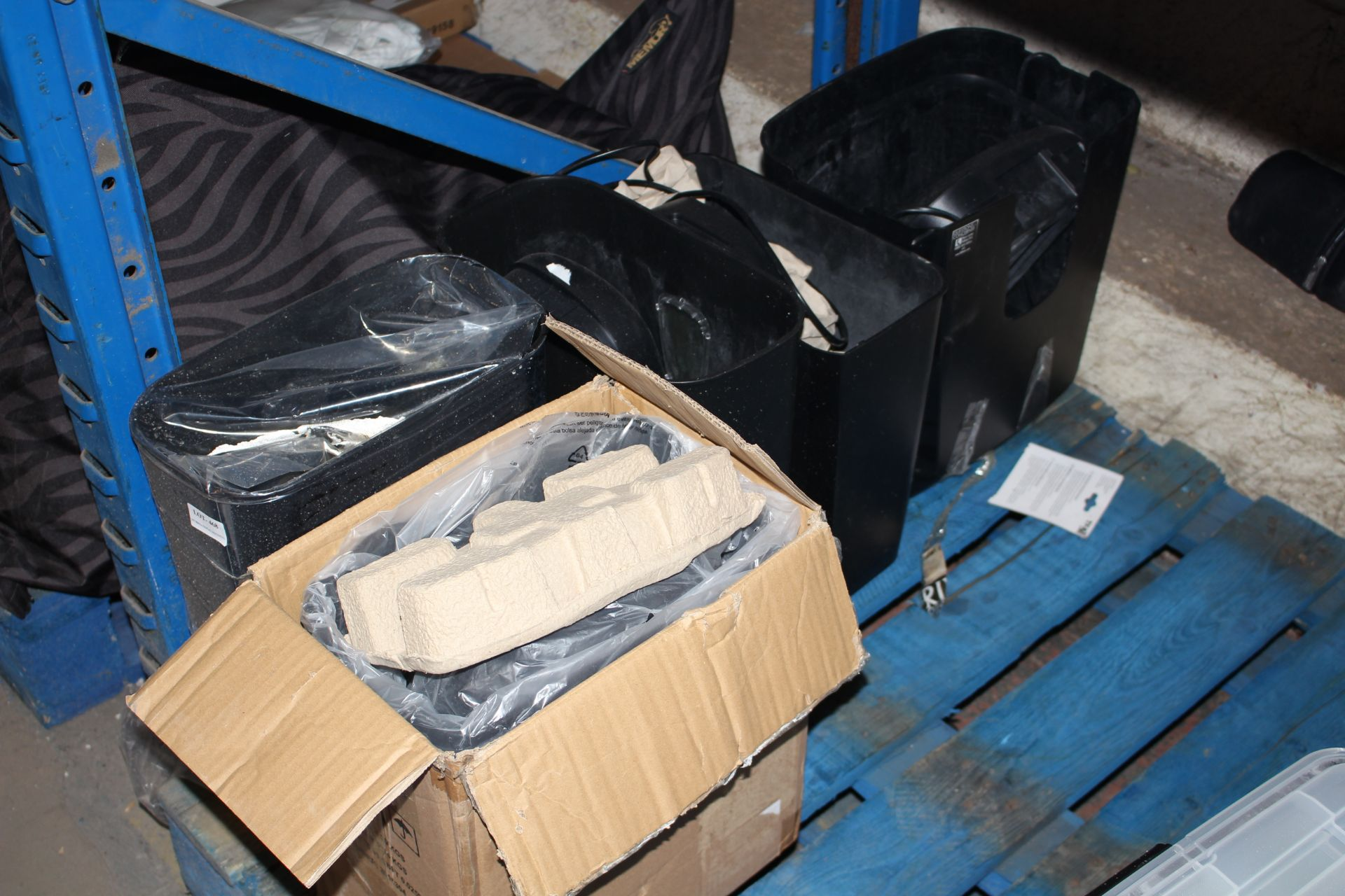 X5 UNBOXED SHREDDERS, PLEASE USE IMAGE AS A GUIDECondition ReportAppraisal Available on Request- All