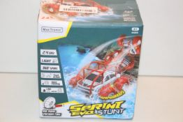 BOXED AMPHIBIOUS SPRINT EVO STUNTCondition ReportAppraisal Available on Request- All Items are