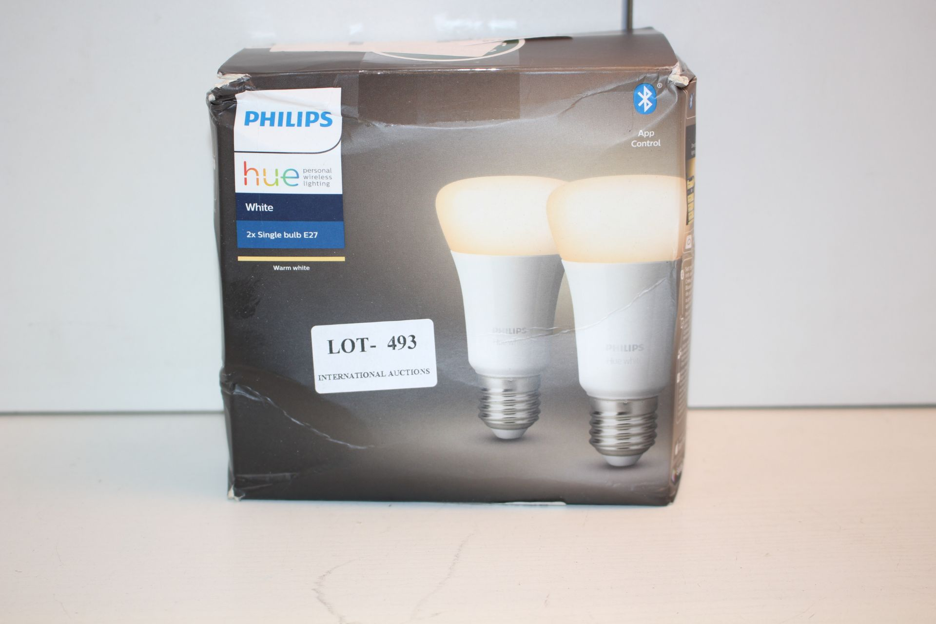 BOXED PHILIPS HUE BULBSCondition ReportAppraisal Available on Request- All Items are Unchecked/