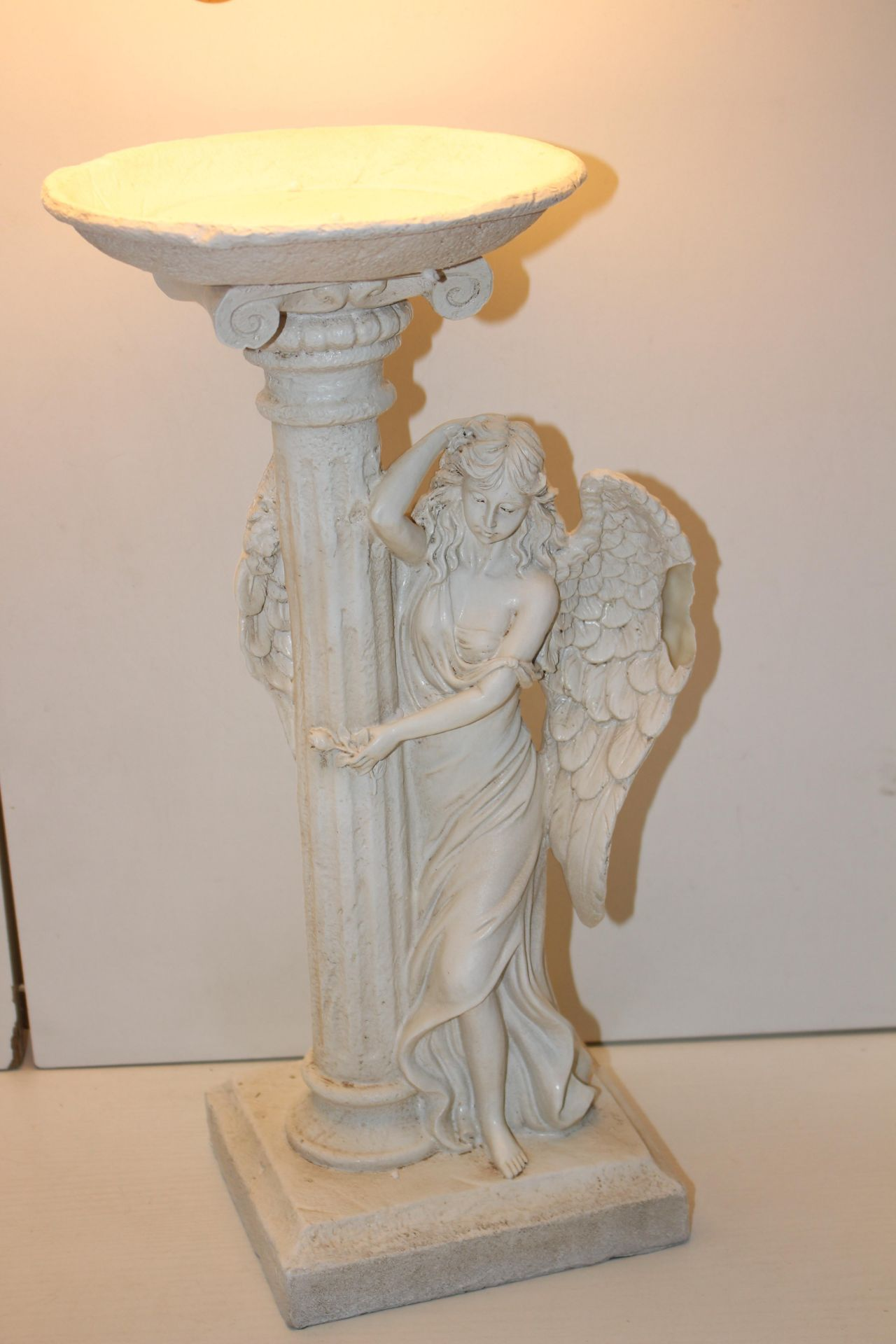 BOXED ANGEL FIGURINE (IMAGE DEPICTS STOCK)Condition ReportAppraisal Available on Request- All