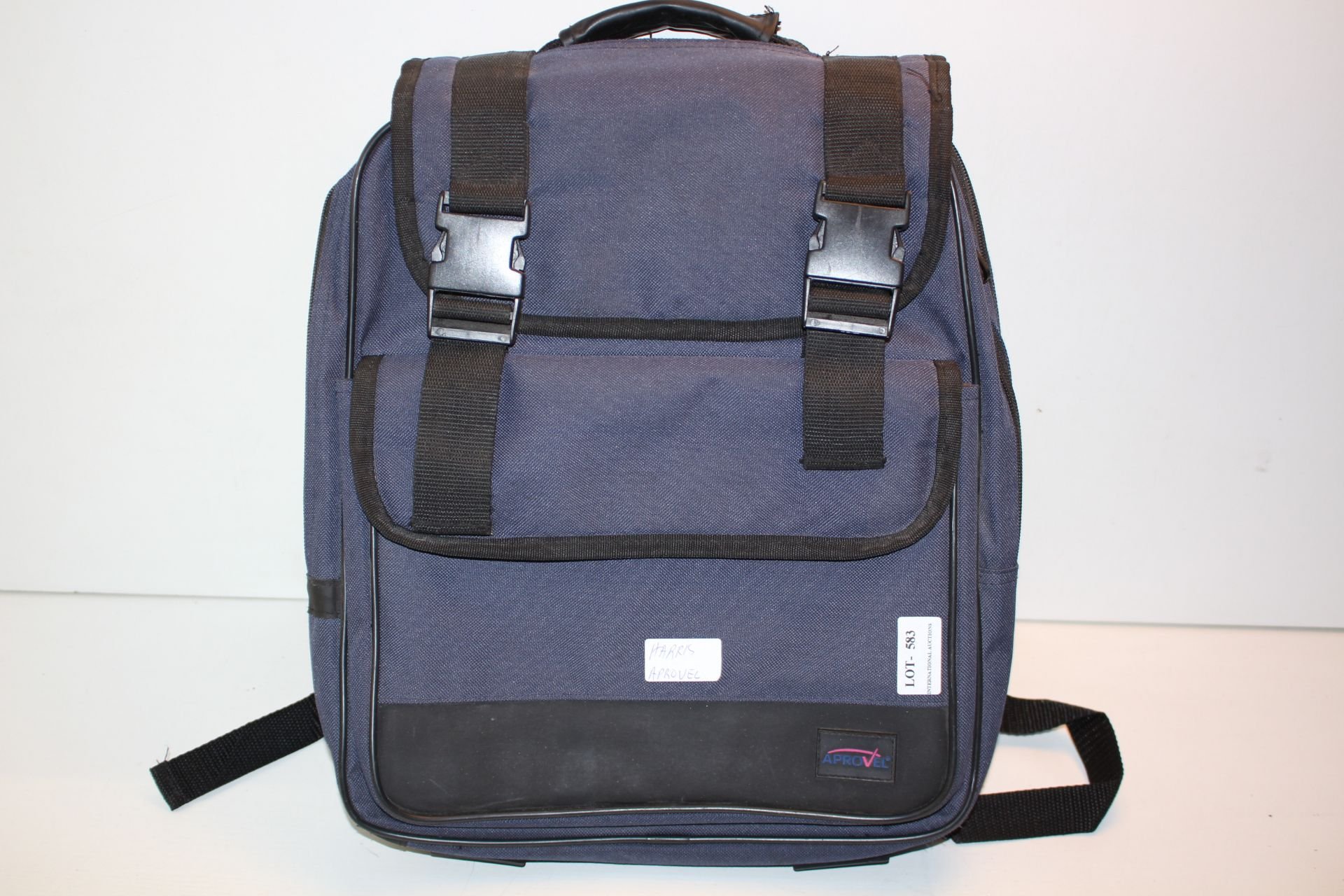 APPROVAL RUCKSACKCondition ReportAppraisal Available on Request- All Items are Unchecked/Untested