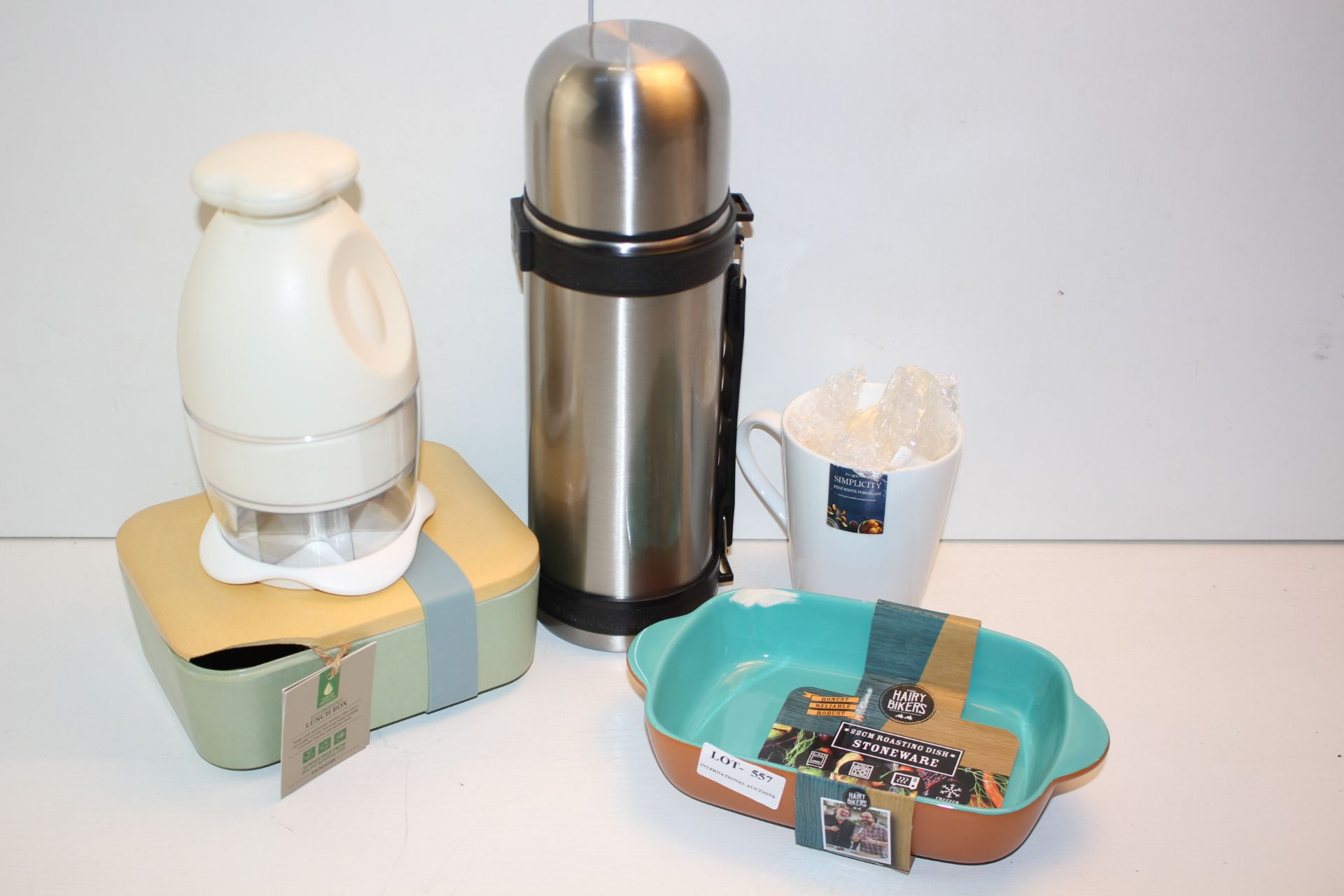 X5 KITCHEN AND HOME ITEMS, PLEASE SEE IMAGE Condition ReportAppraisal Available on Request- All