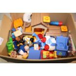 ONE BOX TO CONTAIN A SELECTION OF KIDS TOYSCondition ReportAppraisal Available on Request- All Items