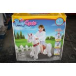 BOXED PONY CYCLE REAL RIDING ACTION Condition ReportAppraisal Available on Request- All Items are