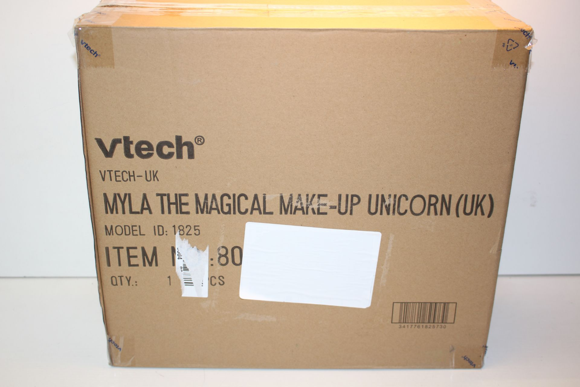 BOXED VTECH MYLA THE MAGICAL MAKE-UP UNICORN RRP £58.99Condition ReportAppraisal Available on