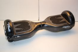 BOXED MEGA MOTION HOVER BOARD RRP £89.99Condition ReportAppraisal Available on Request- All Items
