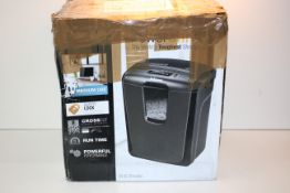 BOXED FELLOWES POWERSHRED M-8C SHREDDER RRP £71.99Condition ReportAppraisal Available on Request-