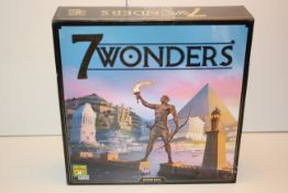 BOXED ANTOINE BAUZA 7 WONDERS GAME RRP £32.99Condition ReportAppraisal Available on Request- All