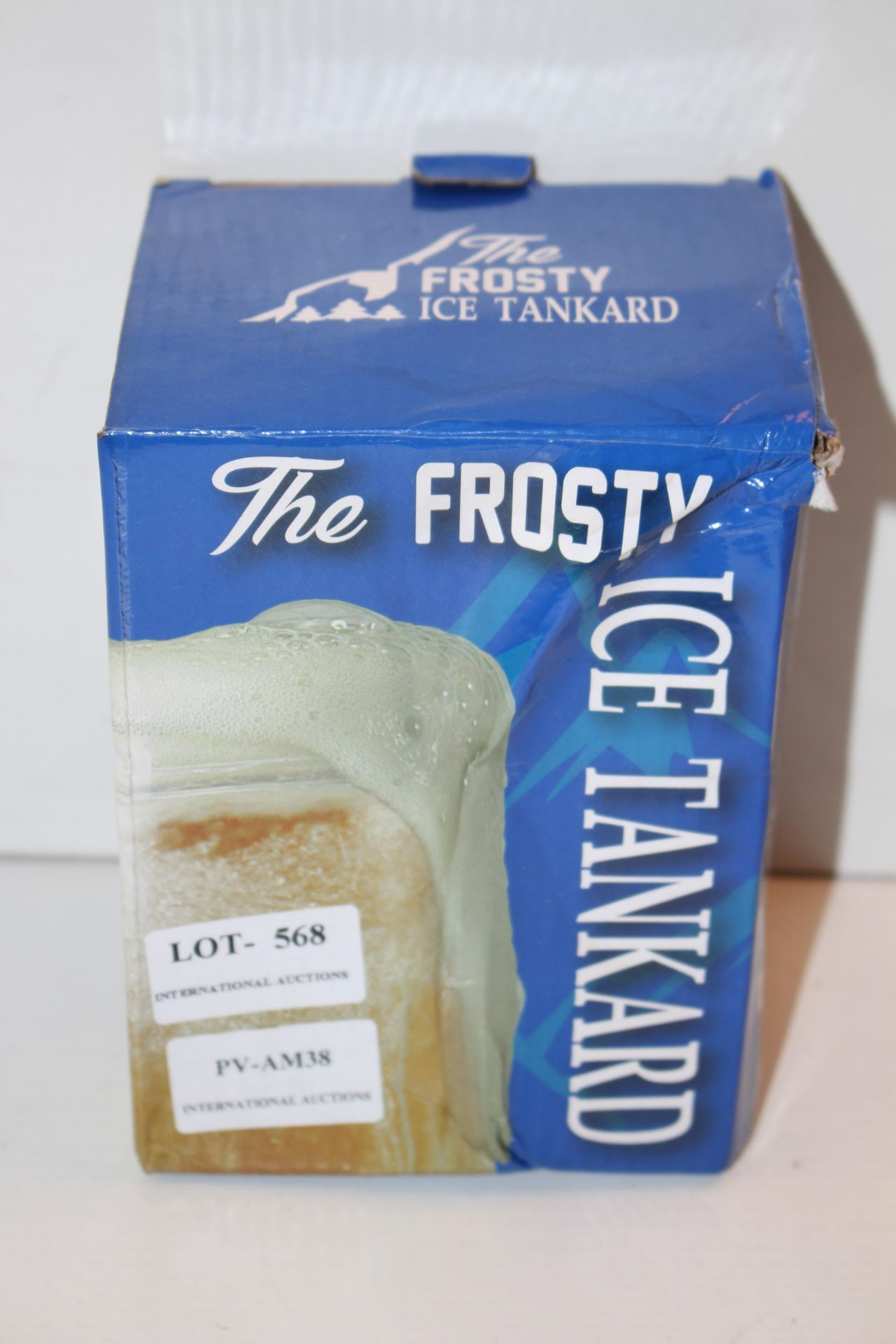 BOXED THE FROSTY ICE TANJKEDCondition ReportAppraisal Available on Request- All Items are