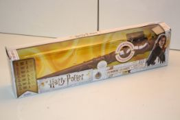 BOXED HARRY POTTER HERMIONE GRANGER WAND Condition ReportAppraisal Available on Request- All Items
