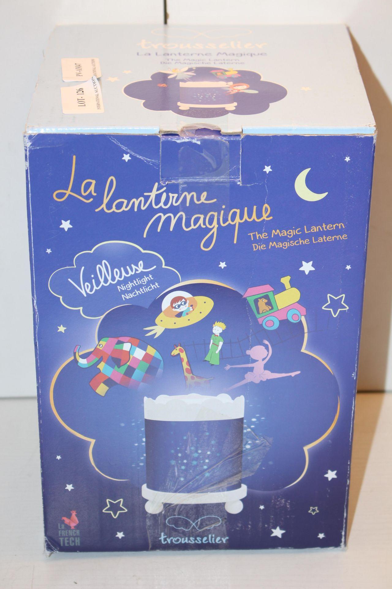 BOXED LA TROUSSELIER LA LANTERNE MAGIQUE Condition ReportAppraisal Available on Request- All Items