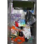 14X ASSORTED ITEMS (IMAGE DEPICTS STOCK/CLEAR BOX NOT INCLUDED)Condition ReportAppraisal Available