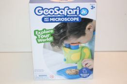 BOXED GEO SAFARI JNR - MY FIRST MICROSCOPECondition ReportAppraisal Available on Request- All