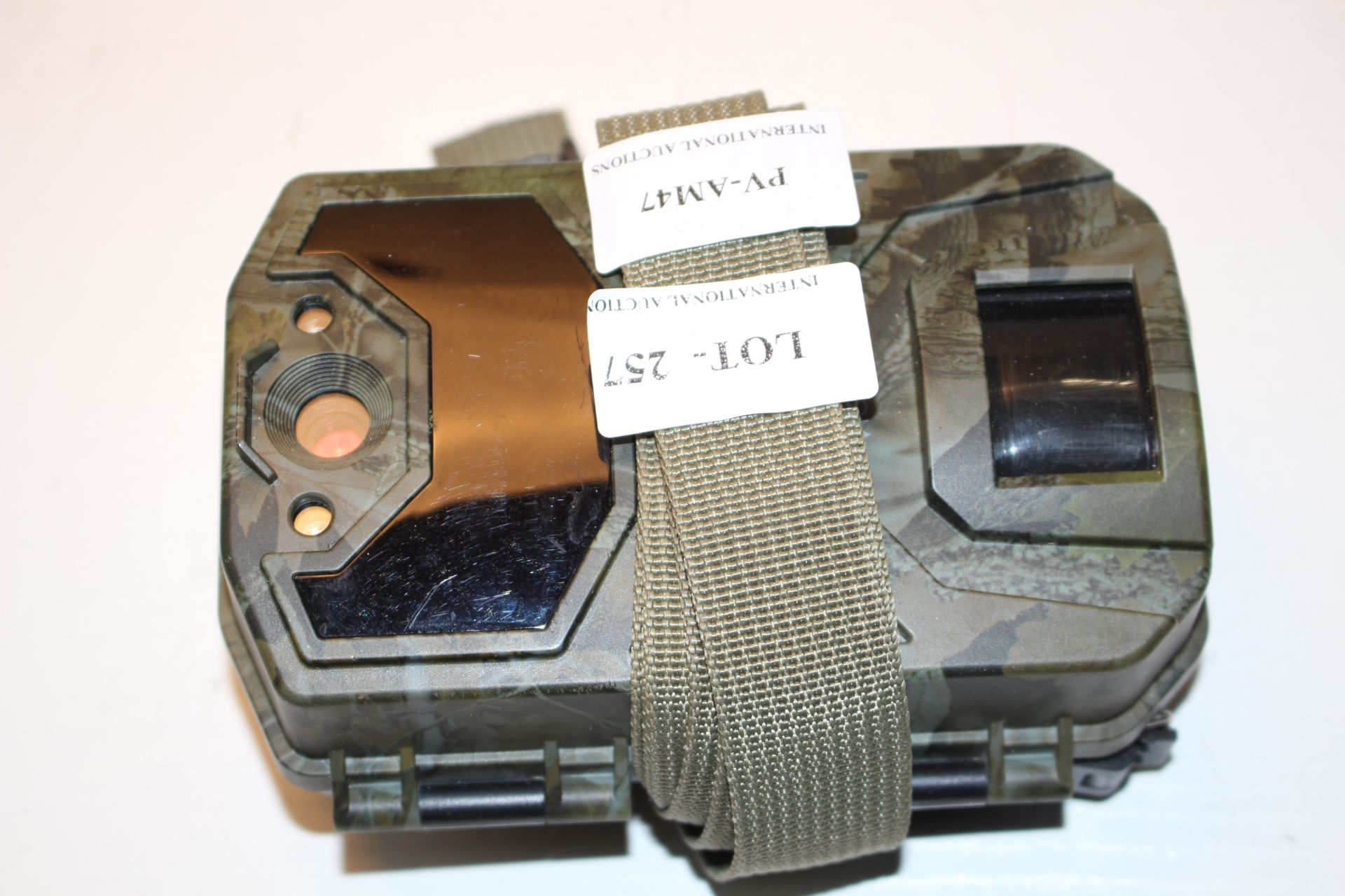 UNBOXED TRAIL CAMERA RRP £49.99Condition ReportAppraisal Available on Request- All Items are