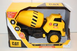 BOXED CAT POWER HAULERS MIXER TRUCK Condition ReportAppraisal Available on Request- All Items are