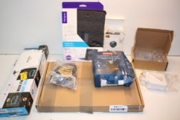 7X ASSORTED ITEMS (IMAGE DEPICTS STOCK)Condition ReportAppraisal Available on Request- All Items are