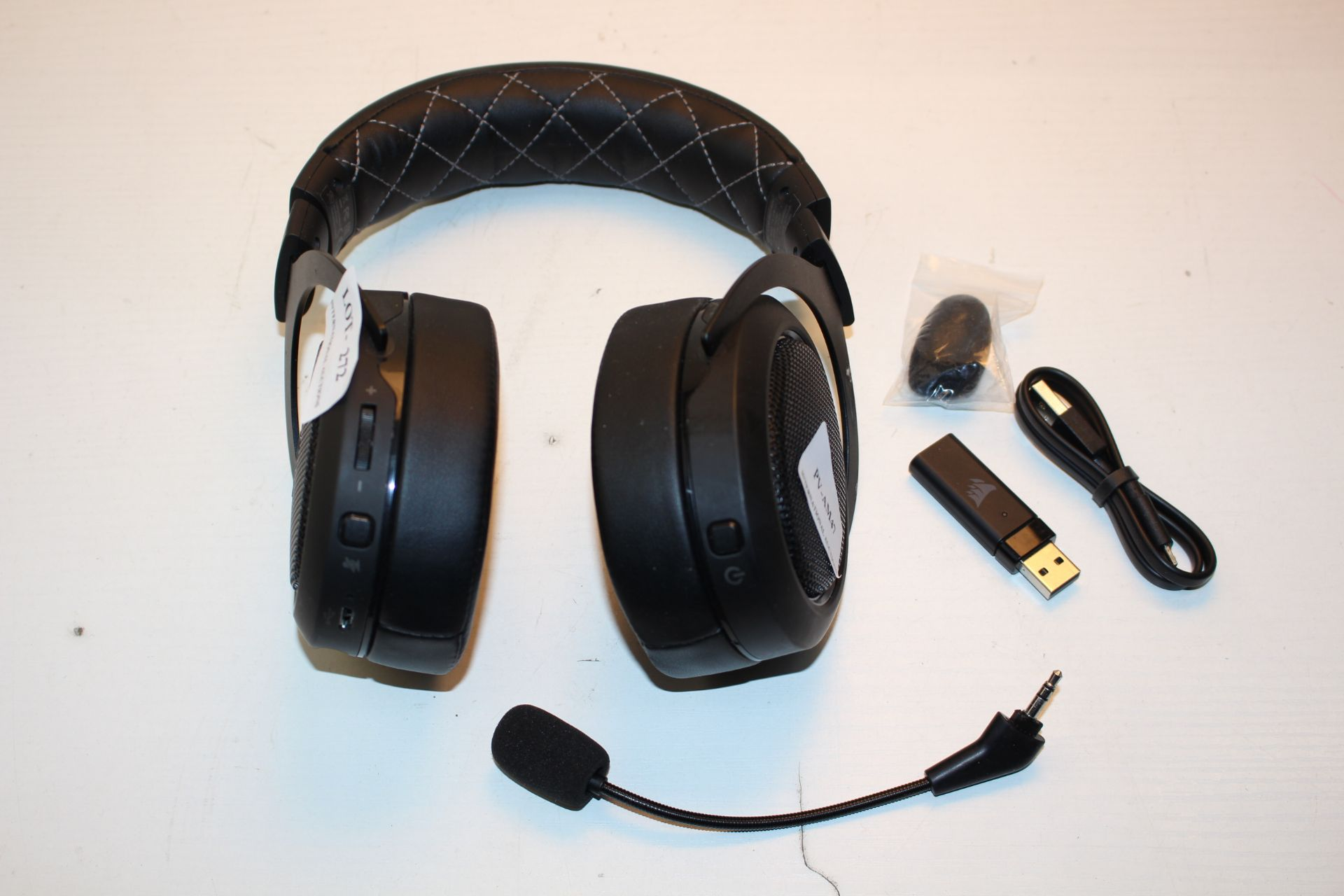UNBOXED CORSAIR GAMING HEADPHONESCondition ReportAppraisal Available on Request- All Items are