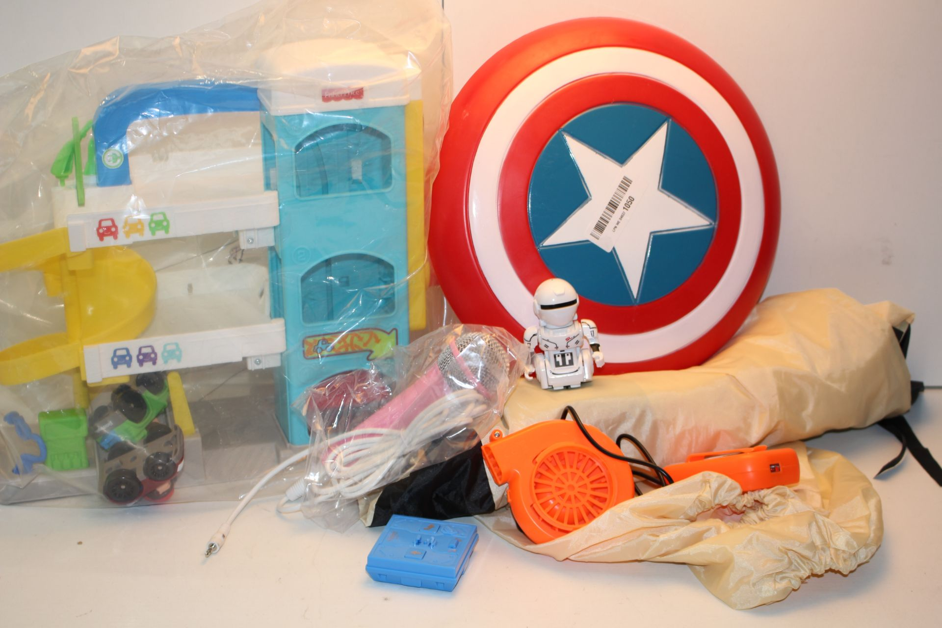 13X ASSORTED ITEMS (IMAGE DEPICTS STOCK/GREY BOX NOT INCLUDED)Condition ReportAppraisal Available on
