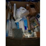 1 PALLET TO CONTAIN A LARGE AMOUNT OF ASSORTED ITEMS (IMAGE DEPICTS STOCK)