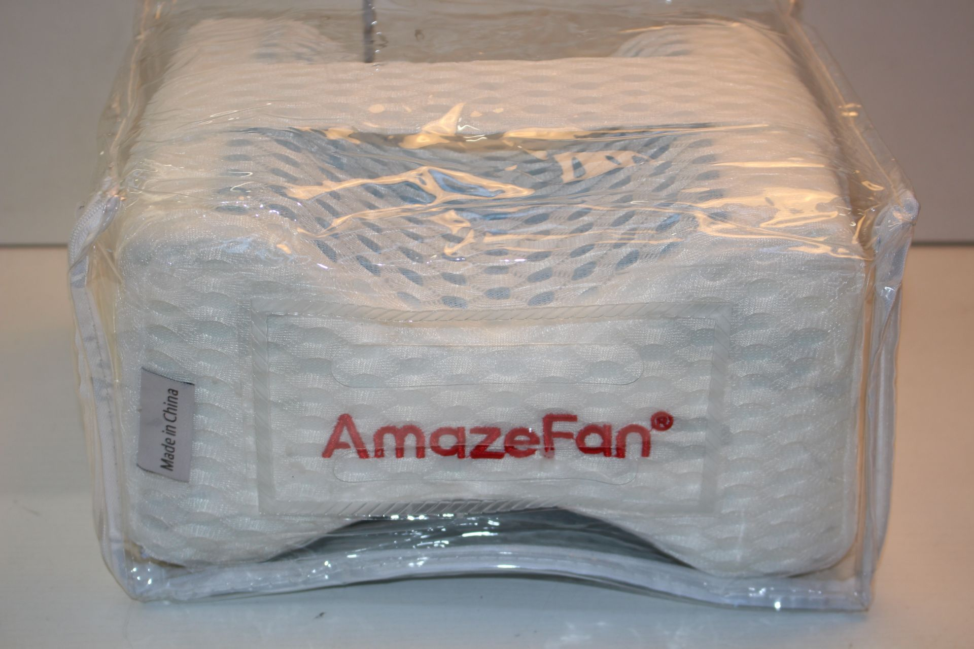 AMAZEFAN MEMORY FOASM CUSHION Condition ReportAppraisal Available on Request- All Items are