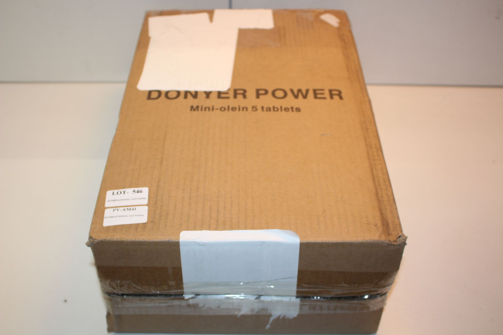 BOXED DONYER POWER OIL FILLED RADIATORCondition ReportAppraisal Available on Request- All Items