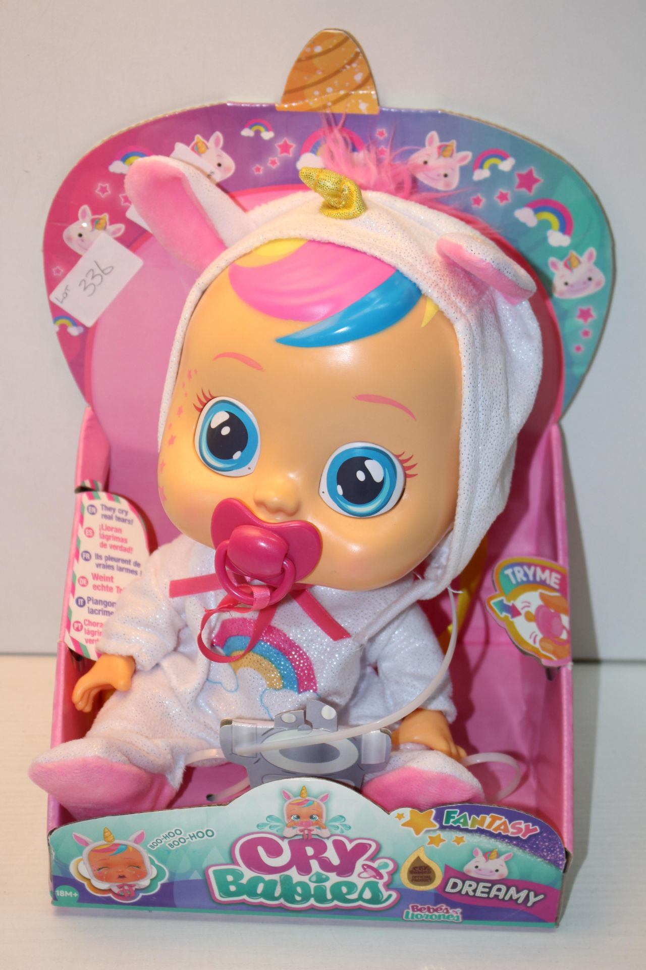 BOXED CRY BABIES FANTASY DREAMY Condition ReportAppraisal Available on Request- All Items are