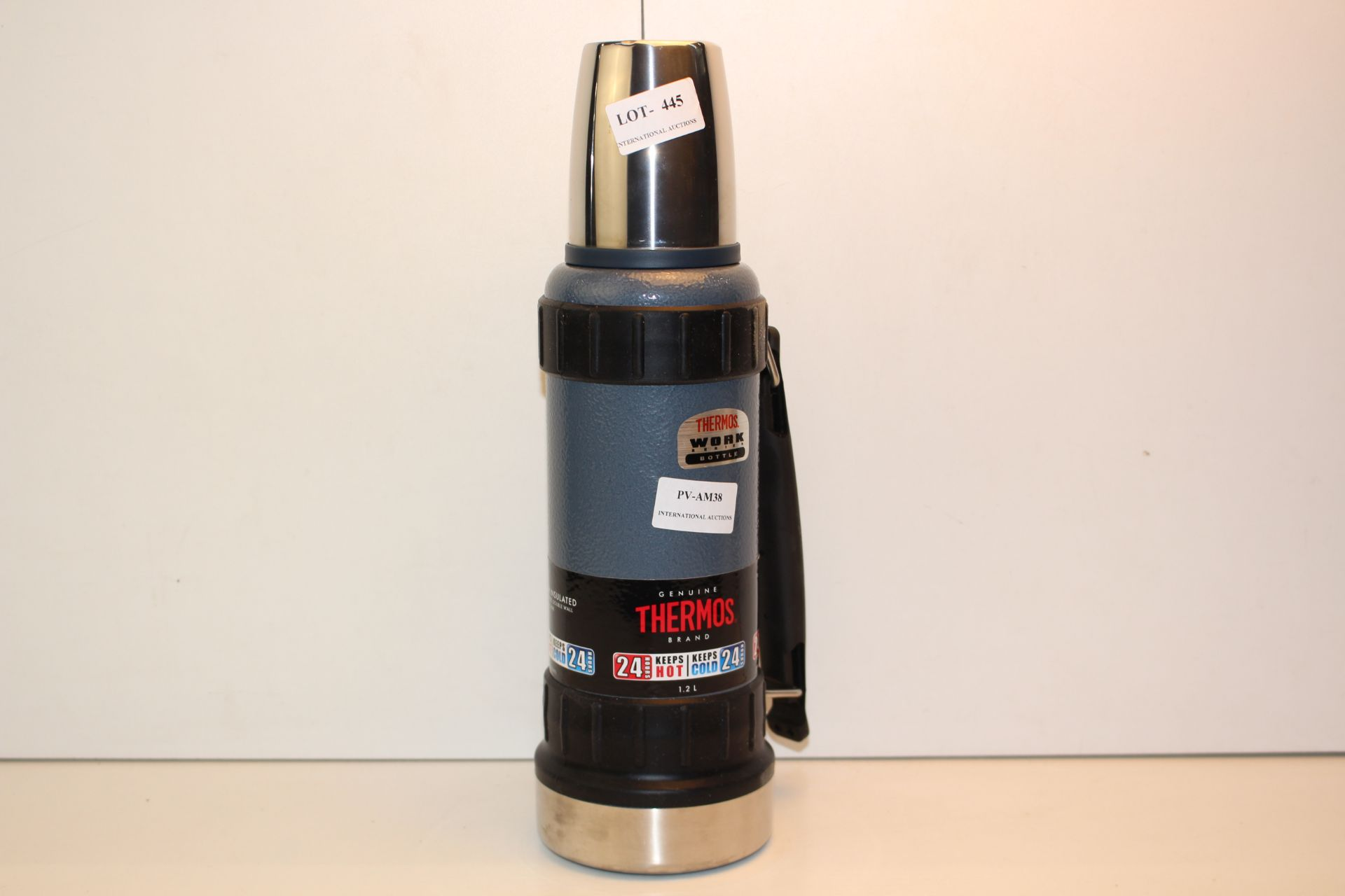 GENUINE THERMOS 1.2L BOTTLE Condition ReportAppraisal Available on Request- All Items are