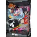 5X ASSORTED ITEMS (IMAGE DEPICTS STOCK/GREY BOX NOT INCLUDED)Condition ReportAppraisal Available