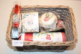 5X ASSORTED BASKET & HAMPER ITEMS (IMAGE DEPICTS STOCK)Condition ReportAppraisal Available on