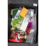 BOXED TO CONTAIN A SSELECTION OF KITCHEN ITEMSCondition ReportAppraisal Available on Request- All