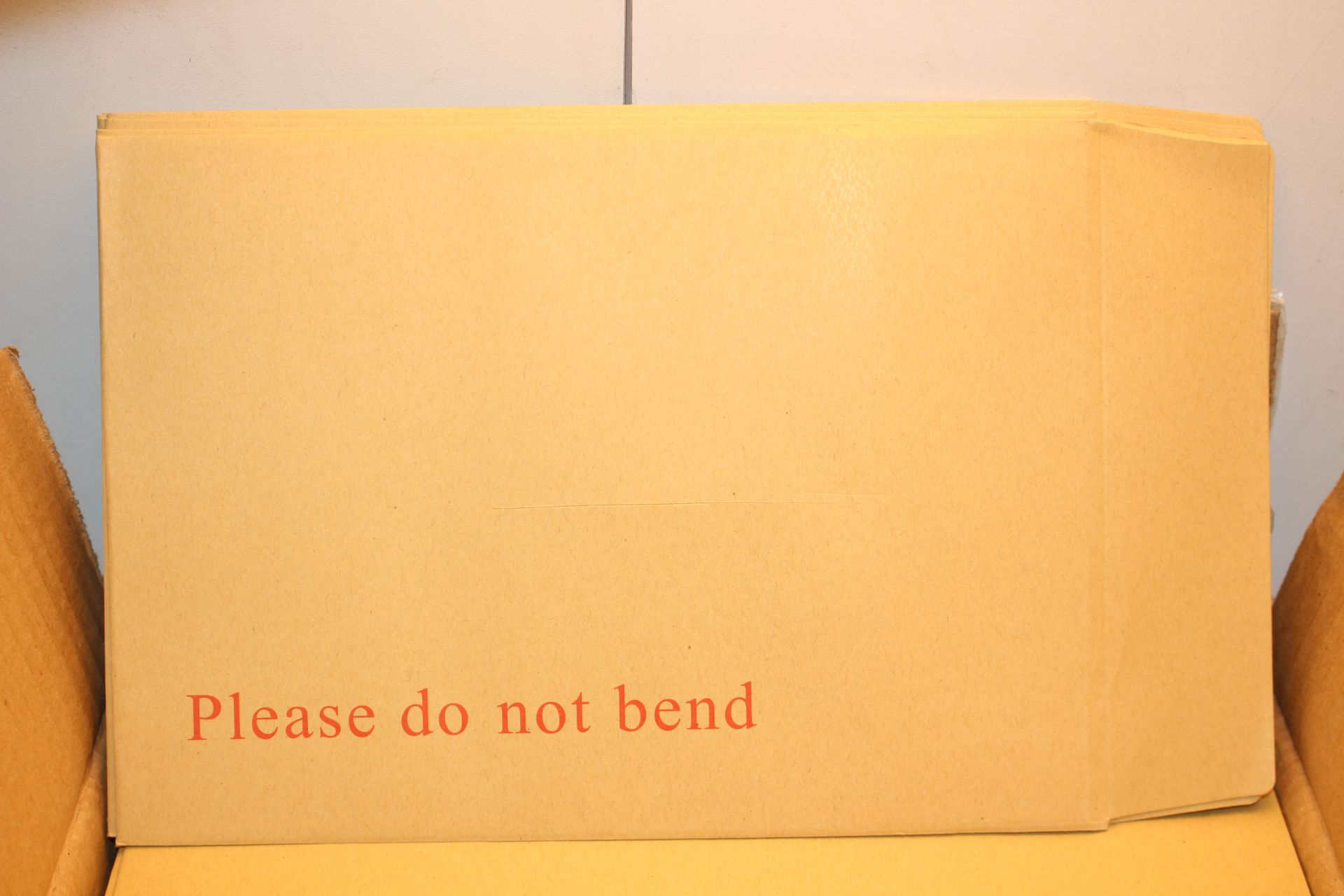 125X BOXED ARPAN BROWN CARDED ENVELOPES Condition ReportAppraisal Available on Request- All Items