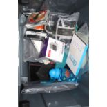 10X ASSORTED ITEMS (IMAGE DEPICTS STOCK/GREY BOX NOT INCLUDED)Condition ReportAppraisal Available on