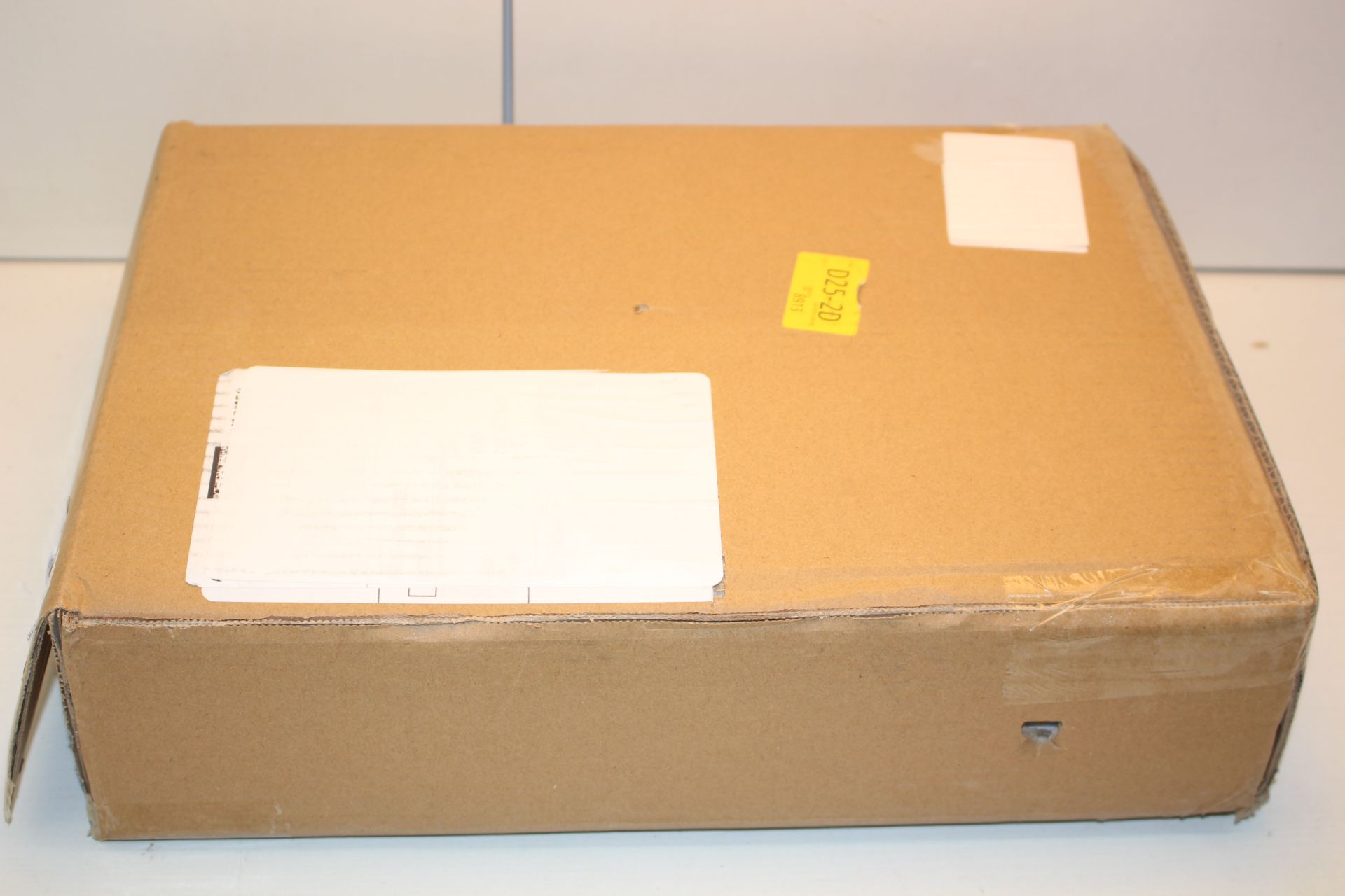 BOXED FLATPACKED WOODEN STORAGE BOX Condition ReportAppraisal Available on Request- All Items are