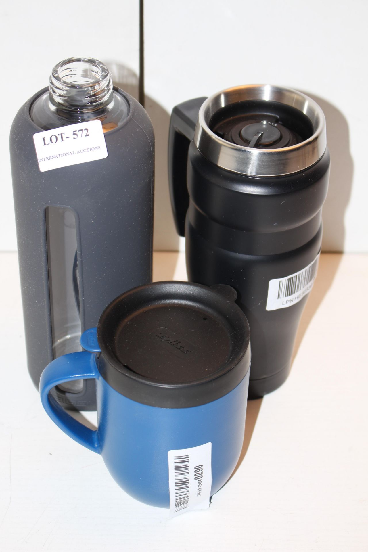 X3 VARIOUS FLASKS, PLEASE SEE IMAGE AS A GUIDECondition ReportAppraisal Available on Request- All