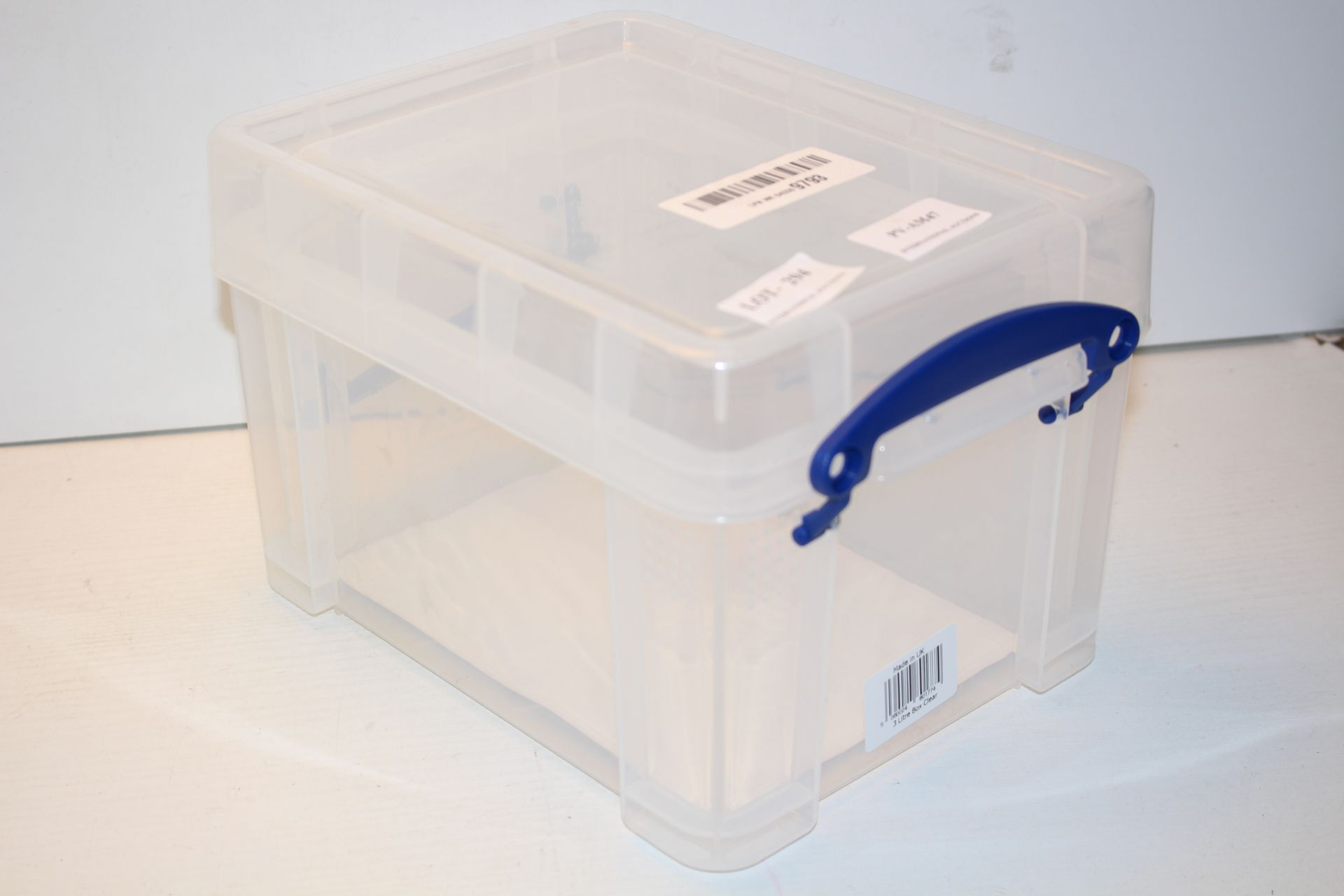 3X SMALL REALLY USEFUL BOXESCondition ReportAppraisal Available on Request- All Items are