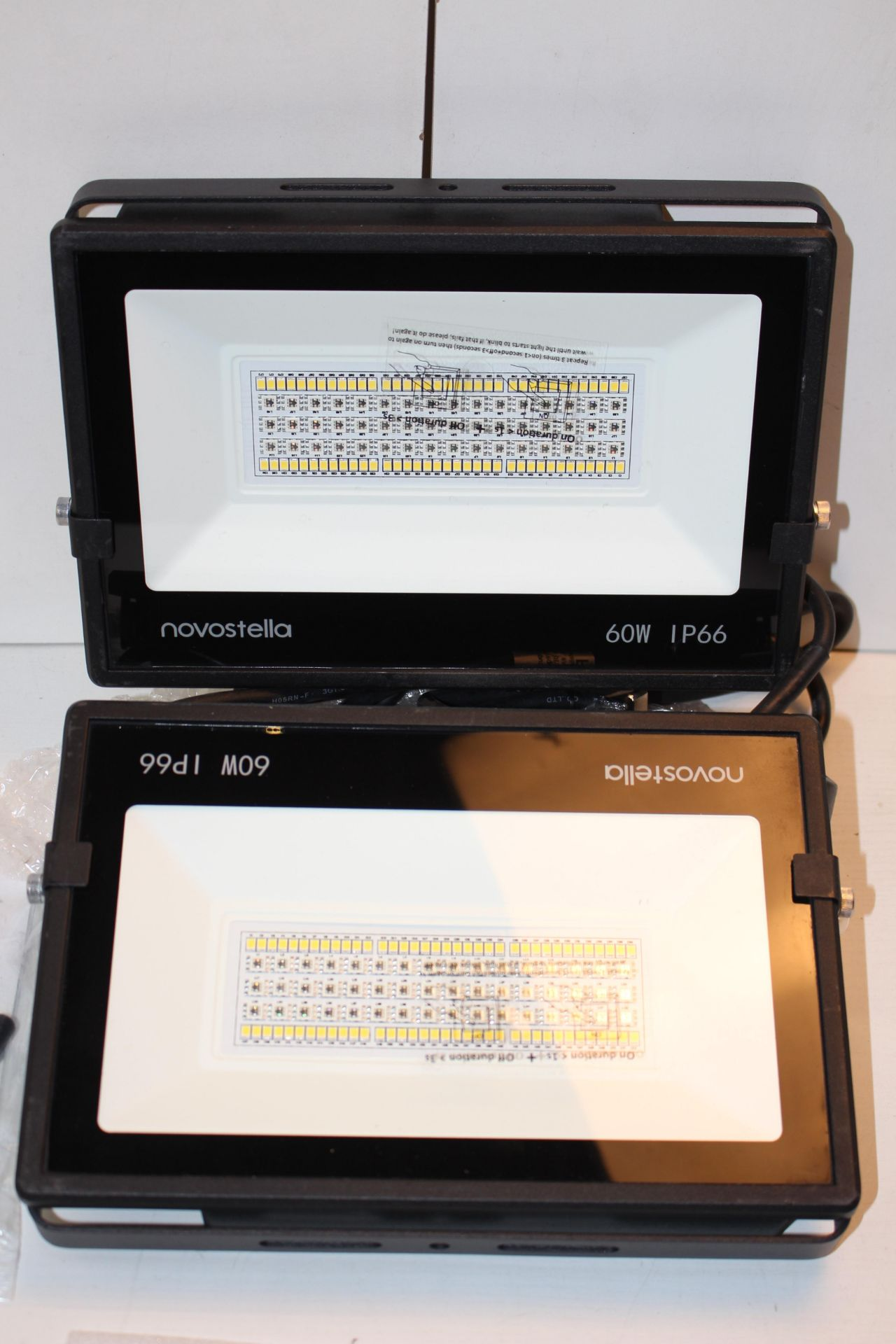 NOVOSTELLA SMART LED FLOOPD LIGHTCondition ReportAppraisal Available on Request- All Items are