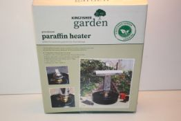 BOXED KINGFISHER GREENHOUSE PARAFIN HEATER Condition ReportAppraisal Available on Request- All Items