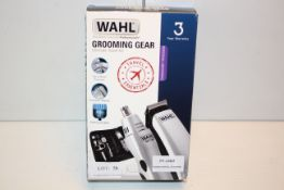 BOXED WAHL GROOMING GEAR ULTIMATE TRAVEL KIT RRP £29.99Condition ReportAppraisal Available on