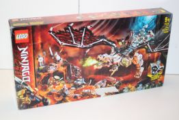 BOXED LEGO NINJAGO SKULL SORCERERS DRAGON 71721 RRP £61.99Condition ReportAppraisal Available on