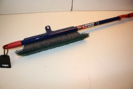 UNBOXED SPEAR & JACKSON RAKE BRUSH Condition ReportAppraisal Available on Request- All Items are