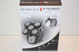 BOXED REMINGTON RX5 ULTIMATE HEAD SHAVER RRP £59.99Condition ReportAppraisal Available on Request-