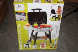 BOXED SMOBY 16 PIECE BARBECUE SET TOY Condition ReportAppraisal Available on Request- All Items